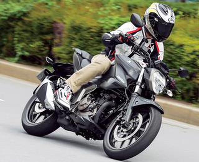 画像: スズキ「ジクサー250」扱いやすくてコスパも高い! 爽快な新型ネイキッドスポーツバイク【試乗インプレ・車両解説】(2020年)