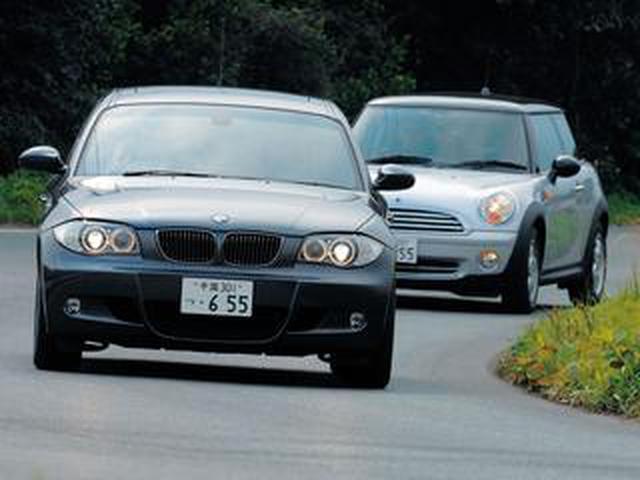 画像: 【ヒットの法則324】BMW 1シリーズとMINIは互いに刺激し合いながら、その世界観を確立している