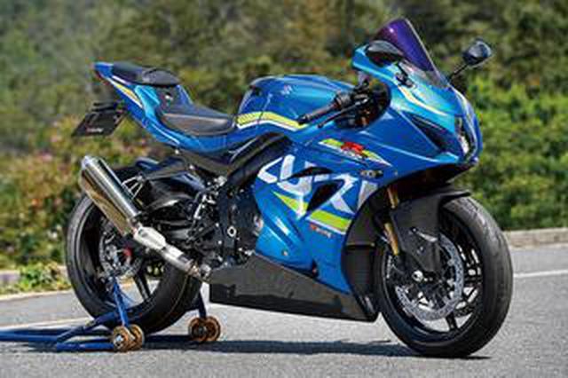 画像: マジカルレーシングGSX-R1000R(スズキGSX-R1000R)カーボン素材でGSX-Rの素性を引き出す【Heritage&Legends】