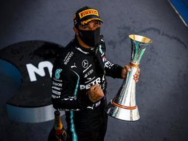 画像: F1第6戦スペインGP、ハミルトンがポールtoウイン。ドラマは起きず、フェルスタッペンは2位【モータースポーツ】