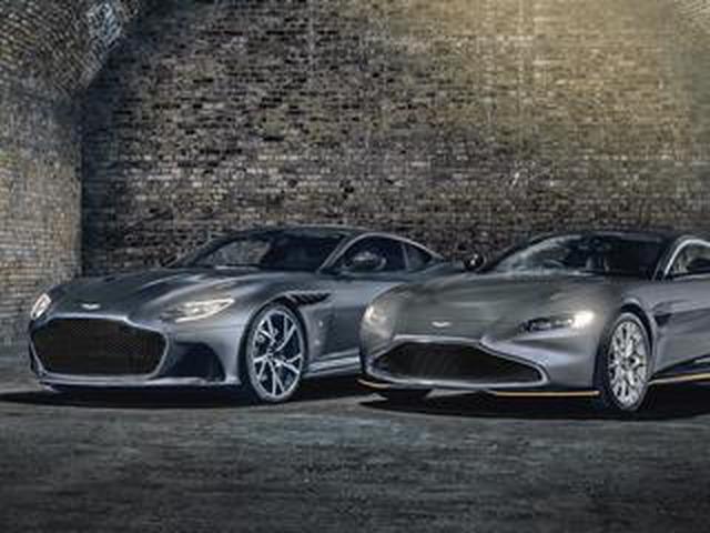 画像: 007の新作映画公開を記念したアストンマーティンのリミテッド エディションが2モデル登場!
