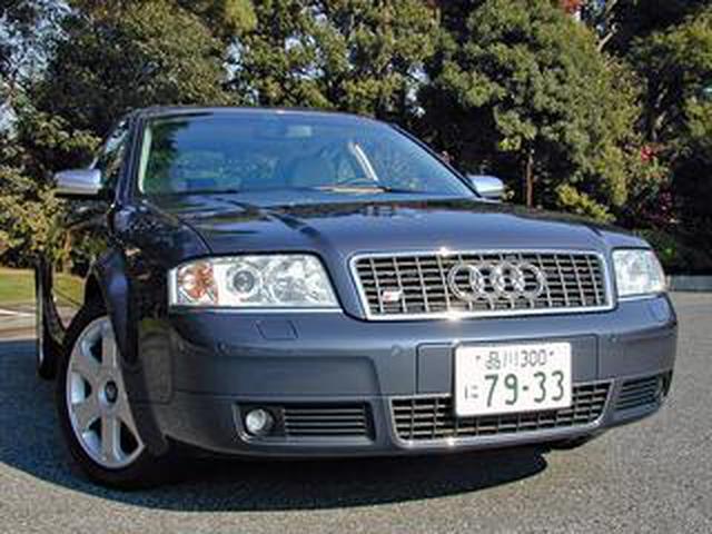 画像: 【懐かしの輸入車 04】アウディでスポーツドライビング、2001年モデルへの期待は高まった