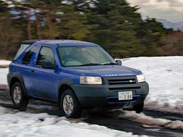 画像: 【懐かしの輸入車 05】ランドローバー フリーランダーには正統派SUVの血統が改めて感じられた