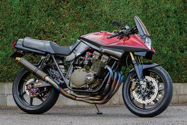 画像: SD-BROS GSX1100S(スズキGSX1100S)カタナらしさをそのままにバランス良くアップデート【Heritage&Legends】