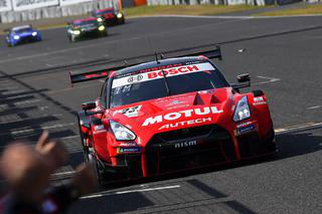 画像: MOTUL AUTECH GT-Rが荒れたレースを制す!【スーパーGT選手権 Rd03 鈴鹿サーキット】
