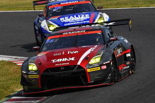画像: GAINER TANAX GT-Rが混乱のレースに勝つ!【スーパーGT選手権 Rd03鈴鹿 GT300クラス】
