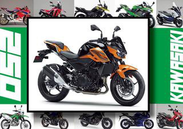 画像: カワサキ「Z 250」いま日本で買える最新250ccモデルはコレだ!【最新250cc大図鑑 Vol.023】-2020年版-