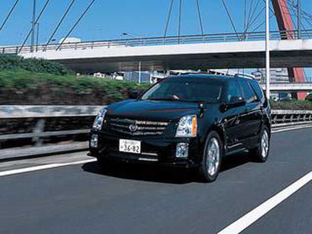 画像: 【ヒットの法則339】キャデラックSRXは従来のアメリカ車とも欧州車とも違う魅力があった