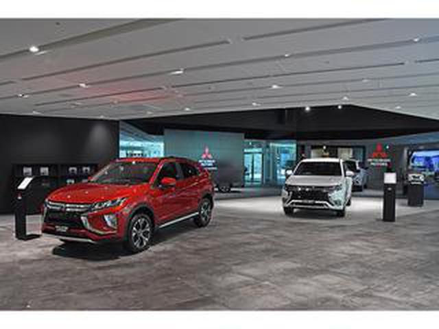 画像: 三菱自動車が本社ショールームを2020年9月1日にオープン