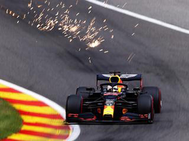画像: F1第7戦ベルギーGP予選、ハミルトンがポール獲得、フェルスタッペンは逆転が狙える3番手【モータースポーツ】
