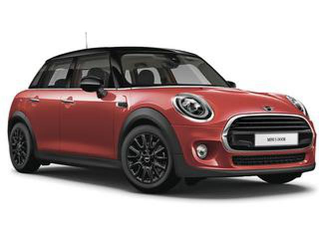画像: 特別な赤に黒のアクセント、限定200台の「MINI 5ドア ローズウッドエディション」が登場