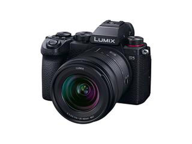 画像: パナソニックはフルサイズミラーレスカメラ「LUMIX S5」を 発表。2020年9月下旬発売!