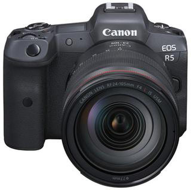 画像: キヤノンEOS R5/EOS R6用 新100-500mm手ブレ補正対応ファームウエアを公開
