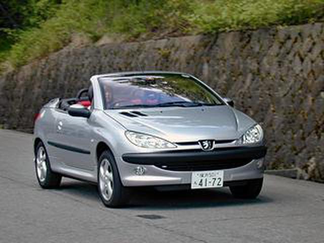 画像: 【懐かしの輸入車 22】プジョー 206CCは日本で乗るのに最適なオープンモデルかもしれない