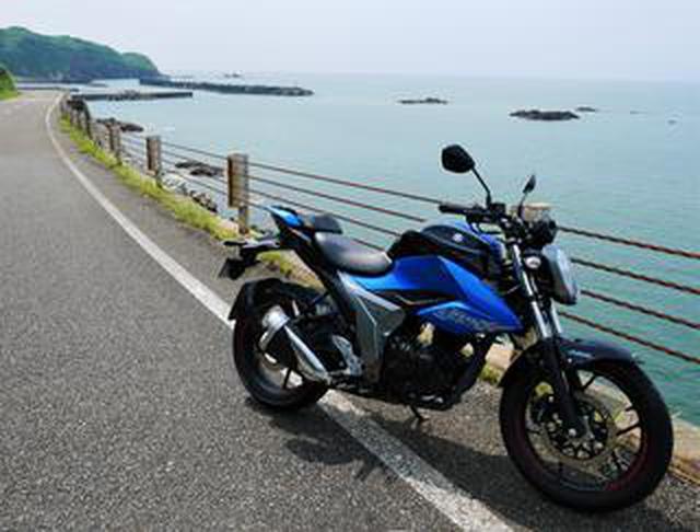 画像: 150ccバイクでどこまで走れる? 一般道でスズキ燃費王『ジクサー150』の真のチカラが目を覚ます【SUZUKI/GIXXER 150 試乗インプレ3】