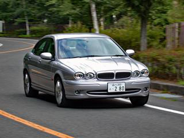 画像: 【懐かしの輸入車 25】ジャガー Xタイプは、小さくてもそれらしさに変わりはなかった