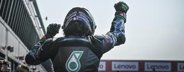 画像: <MotoGP> またも「近くて遠い」優勝かな ~Moto3小椋も鈴木も、そしてGPではロッシも...