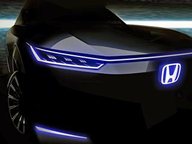 画像: ホンダが2020年 北京モーターショーの出展概要を発表。ワールドプレミアはコンセプトEV!