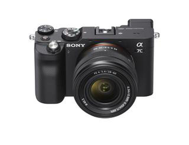 画像: ソニーは世界最小・最軽量のフルサイズミラーレスカメラ「α7C」を発表。発売は10月23日(金)予定。