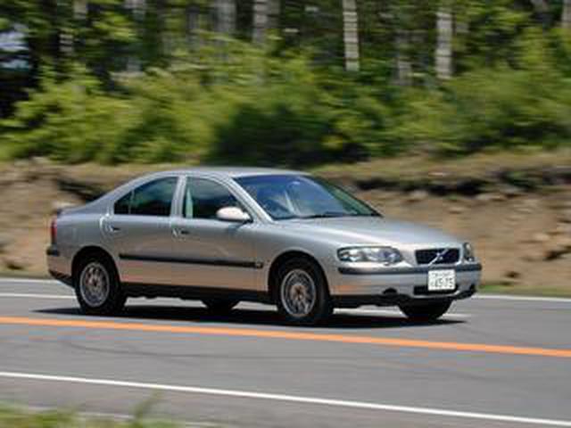 画像: 【懐かしの輸入車 29】ボルボ S60はベーシックモデルでも、走りも装備も十二分に満足できた新生サルーン
