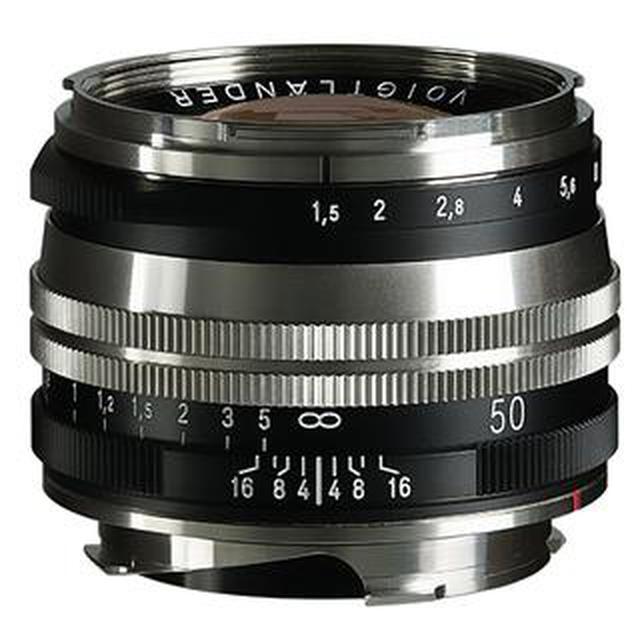 画像: コシナはレンジファインダーカメラ用の大口径標準レンズ 「NOKTON Vintage Line 50mm F1.5 Aspherical II VM」を 2020年10月に発売!
