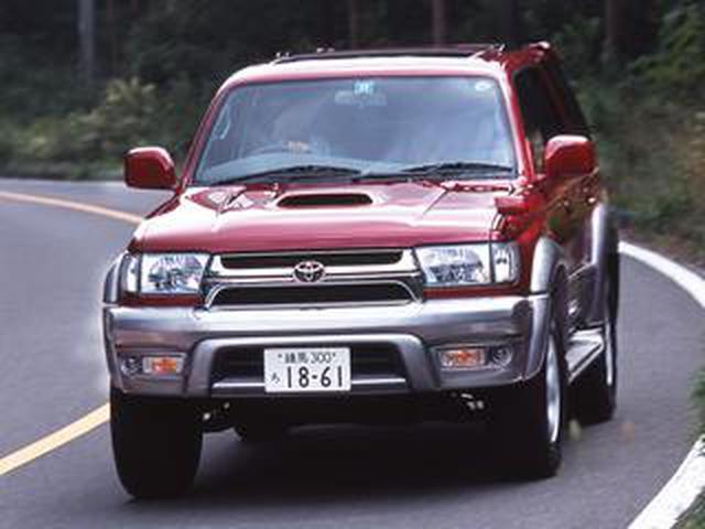 画像: 【クロカン列伝11 ハイラックサーフ N180系編】サーフ史上最大の3.4L V6エンジン搭載
