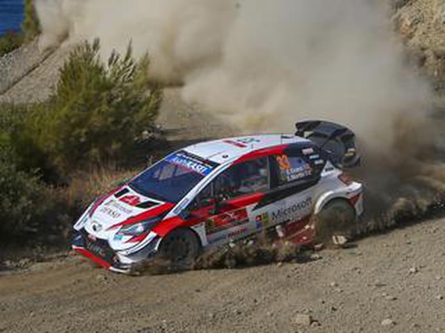 画像: WRCラリートルコ、最終日に大波乱! 過酷な状況の中、トヨタのエバンスが逆転優勝【モータースポーツ】