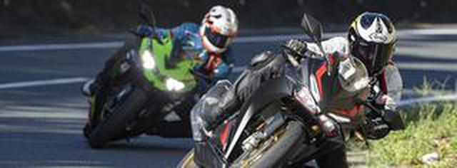 画像: <全日本ロードレース> 250ccスポーツ最強決定戦! ~最強CBR-RRに4気筒ZX-25Rが挑む......のか?