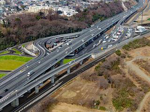 画像: 【高速道路情報】圏央道の「厚木PAスマートIC」が2020年9月26日に開通!