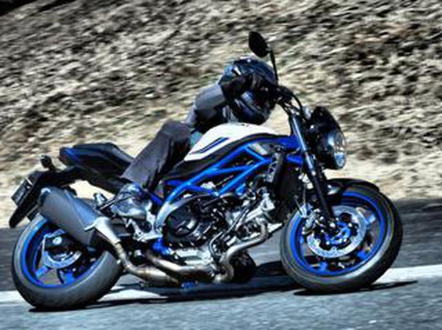 画像: 地味にスゴい! スズキの大型バイク『SV650』がちょっとの進化で、けっこう変わった!?【SUZUKI SV650/試乗インプレ2 前編】