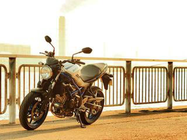 画像: 大型バイク免許があっても、あえて650ccを選ぶ。その理由はスズキ『SV650』に乗るとよくわかる!【SUZUKI SV650/試乗インプレ2/後編】