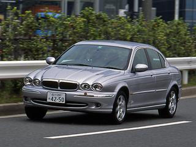 画像: 【懐かしの輸入車 39】ジャガー Xタイプは2Lを搭載してコストパフォーマンスにも優れた高級車となった