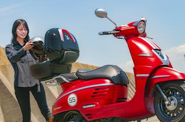 画像: 【お値打ち車両の選び方】原付二種&軽二輪スクーターをお探しなら、オシャレなのに便利な「プジョー・ジャンゴ スポーツ」を選べば間違いナシ!《Webオートバイ特別限定車は9月30日まで!》