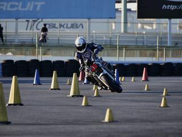 画像: 【オートバイ杯ジムカーナ】スポット戦を10月25日・筑波で開催へ!