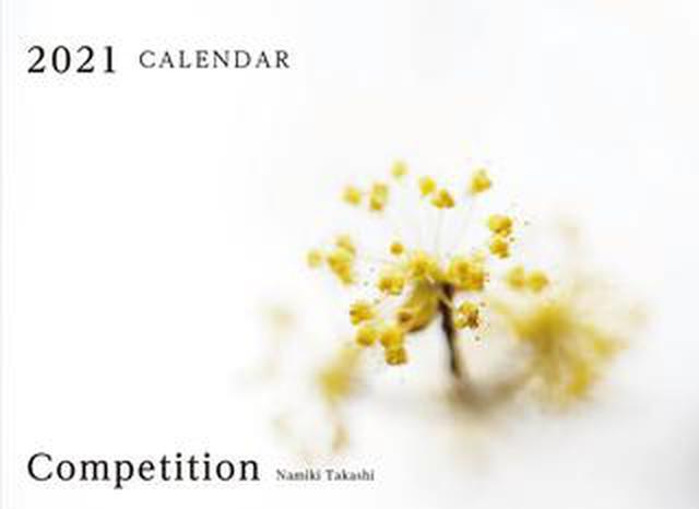 画像: カメラマン2021カレンダーのご紹介Part8 並木隆さん「Competition」