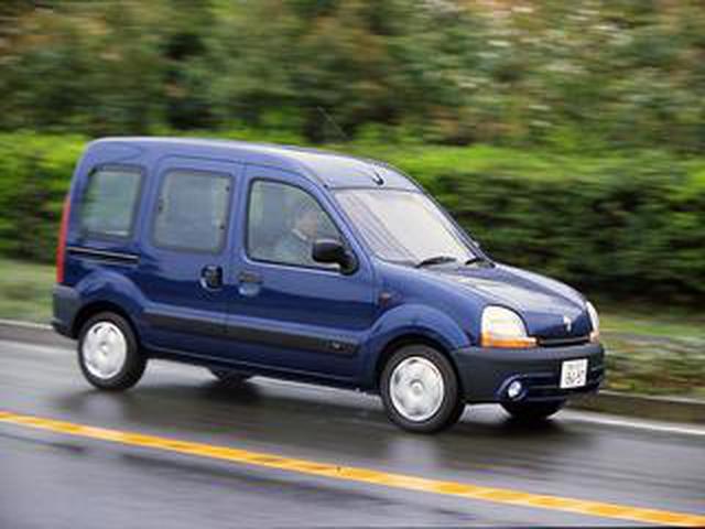 画像: 【懐かしの輸入車 51】ルノー カングーの注目度は想定以上に高かったのかもしれない