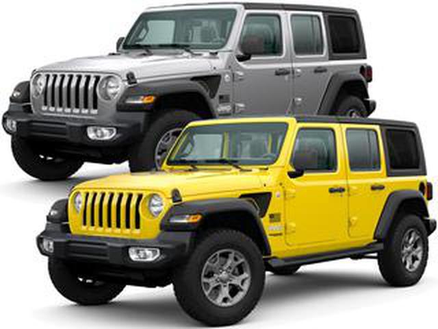 画像: 「ジープ ラングラーアンリミテッド フリーダムエディション」が限定発売に。ミリタリーテイストの本格SUV