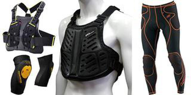 画像: 単体で着用できる!おすすめ「バイク用プロテクター」大全 用品メーカー4社の人気製品を紹介【胸・背中・肩・膝】