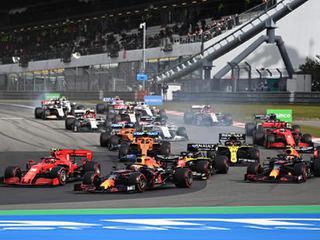 画像: F1アイフェルGP、最速ラップと2位獲得にフェルスタッペンとホンダの気概が見えた【モータースポーツ】