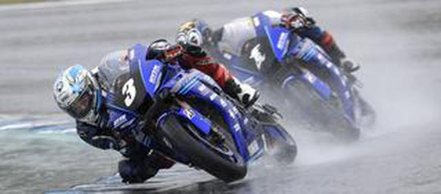 画像: <全日本ロードレース> 雨中の決戦! 野左根5連勝達成! ~加賀山が約6年ぶりの表彰台へ