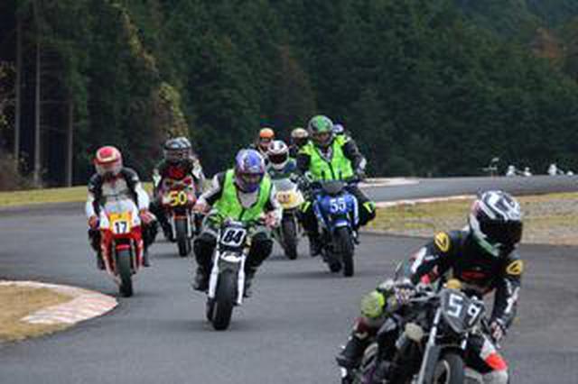 画像: 第16回「北川圭一杯ミニバイクレース」が12月6日(日)に近畿スポーツランドで開催決定!