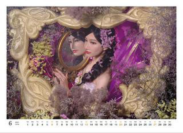 画像: カメラマン2021カレンダーのご紹介Part23 吉川みなさん「Zodiac Signs」