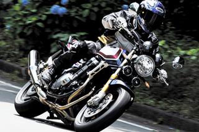画像: ホンダでもっとも高価なネイキッドバイク「CB1300SF SP」を伊藤真一さんがインプレ! 特別仕様車「SP」の魅力を徹底解説