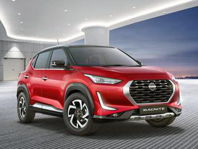 画像: 日産が新型コンパクトSUV「マグナイト」を発表。2021年初頭にインドで発売予定