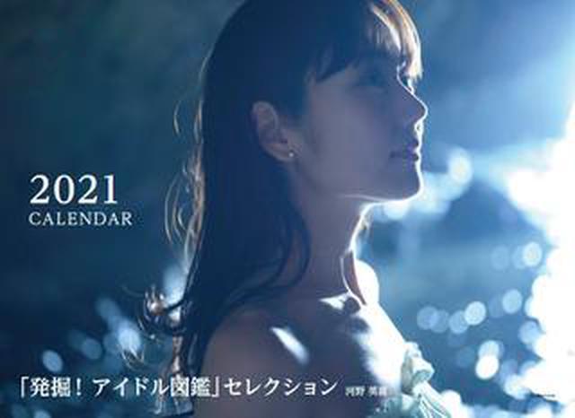 画像: カメラマン2021カレンダーのご紹介Part27 河野英喜さん「発掘! アイドル図鑑」セレクション