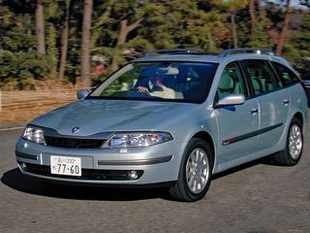 画像: 【懐かしの輸入車 67】ルノー ラグナはユーロNCAPで初めて5つ星を獲得した安全性も魅力だった