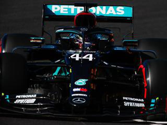 画像: F1ポルトガルGP予選、ハミルトンがポール獲得、最多勝利記録更新へ好スタート【モータースポーツ】