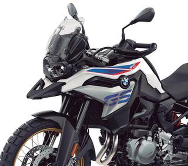 画像: BMW「F850GS」【1分で読める!現行バイク特徴紹介2020】