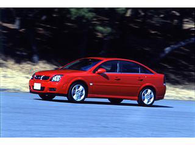 画像: 【懐かしの輸入車 79】オペル ベクトラはスポーティ&プレミアムな「GTS」を新設定して注目された