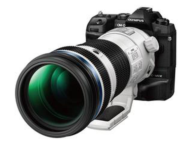 画像: 1000mm相当の超望遠撮影を可能にするM.ZUIKO DIGITAL ED 150-400mm F4.5 TC1.25x IS PRO発売